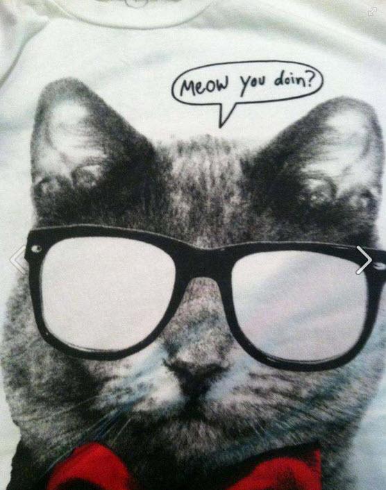meow u doing